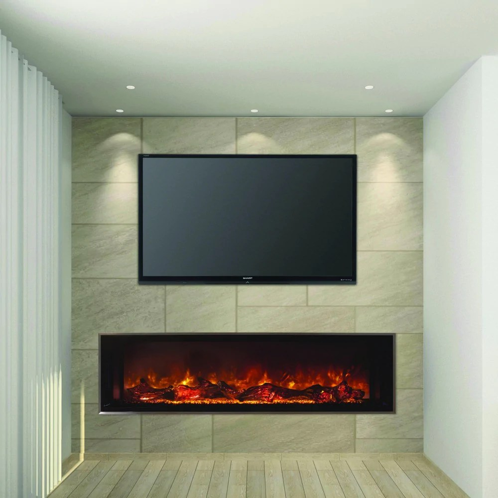 Modern Fireplace Images Modern Flames 60